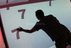 Interactive Touch Screen 3x2m