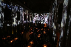 Videomapping in Altes Stathaus, Berlin
