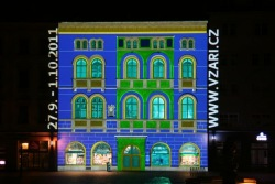 Festival of Light and Video Mapping