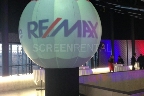 Video Balon 360, Remax - Gong Ostrava